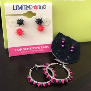Earrings lot